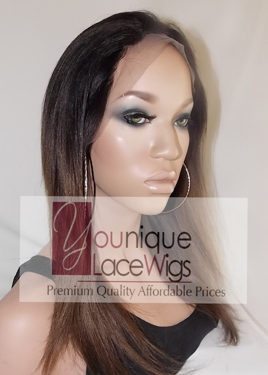 Full Lace Wig 250 2