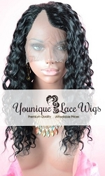Deep Wave U part Wig