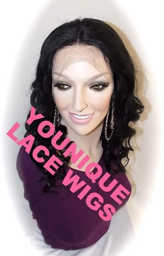 Ashley- Body Curl Full Lace Wig