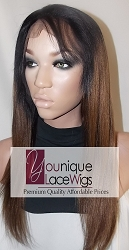 Twin Goddess Two Tone Lace Front