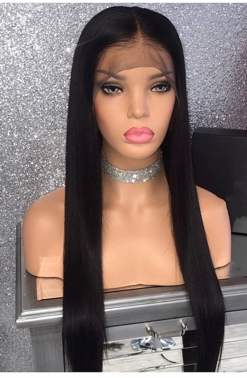 5beab435e Add to My Lists. Light Yaki Lace Front Wig