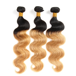 Two Tone Body Wave Bundles - Choose Color