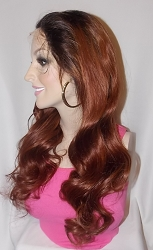Ocean Wave Lace Front Wig