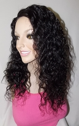 Jazzy Curl Lace Front Wig
