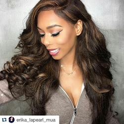 Bambi Loose Curl Full Lace Wig