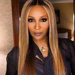 Cynthia Silky Hombre Full Lace Wig