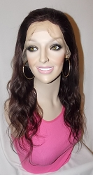 Natural Loose Wave Lace Front Wig