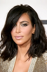 Kim K Bob Cut Full lace Wig
