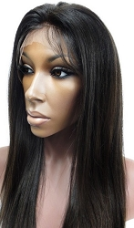 Light Yaki Lace Front Wig