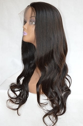 Loose Curl Lace Front Wig