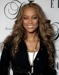 Tyra Loose Curl Full Lace Wig