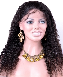 Olivia- Tight Wave Full Lace Wig