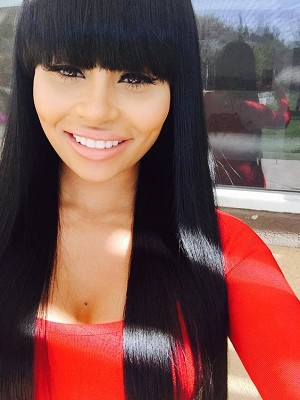 Blac China Bang Full Lace Wig