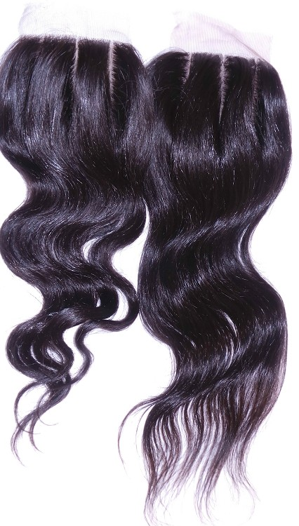 3 PART LACE CLOSURE