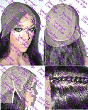 Full Silk Top Wig (Custom)