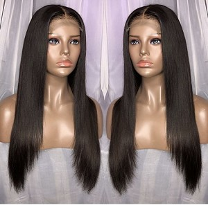 Yaki Lace Front Wig
