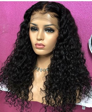 Jerry Curl Full Lace