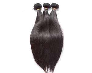 Virgin Indian Natural Straight 3 Bundles