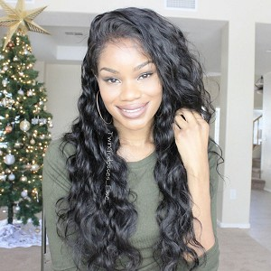 Loose Body Wave Full Lace Wig