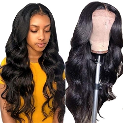 Loose Body Lace Front Wig