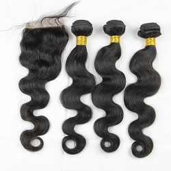 3 Bundles & Lace Closure