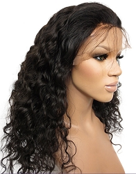 Loose Curly Lace Front Wig