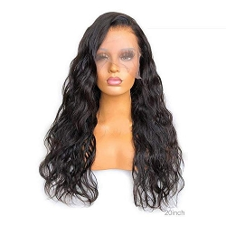 HD Natural Wave Lace Front Wig 13x4