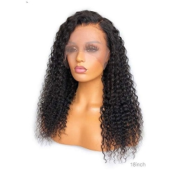 HD Deep Curly Lace Front Wig 13x4