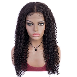 Kinky Curly 4x4 Closure Wig
